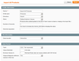 Image of Magento Menu system